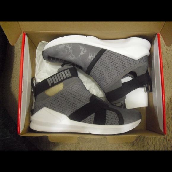 Puma Fierce Strap Women s Sneakers NWT b4d5decdf